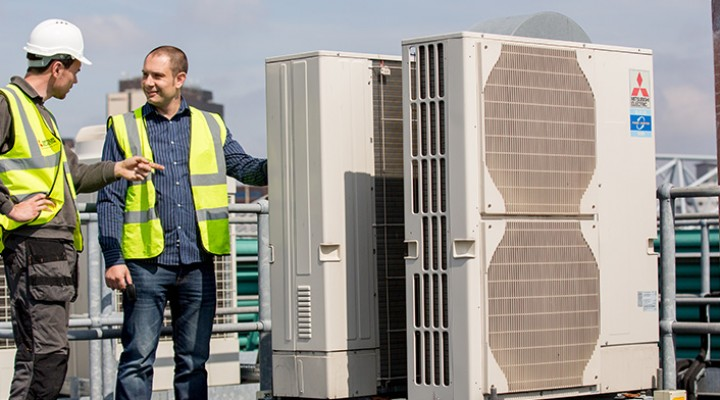 AC installation contractors